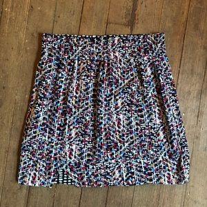 CAbi Reversible Wrap Skirt